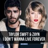 Taylor Swift ft. Zayn Malik - I Don't Wanna Live Forever | Marijan Piano Cover