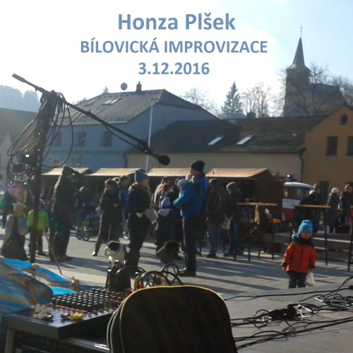 Honza Plšek - Bílovická improvizace (LIVE 3.12.2016 Bílovice nad Svitavou)
