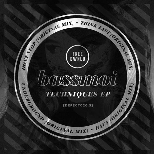 Bass Moi - Dont Stop (Original Mix)