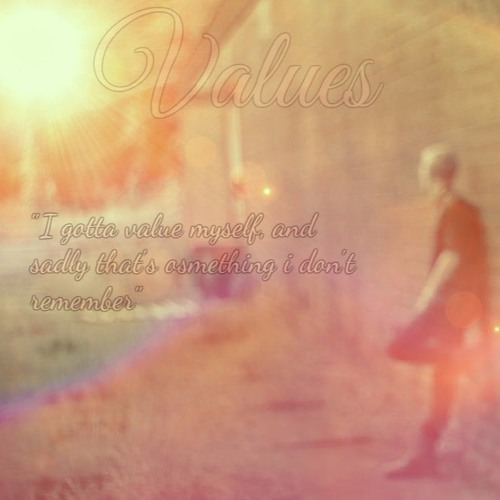 J.Walker- Values (Prod.DeCicco)