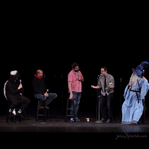 91 - Magic Turkey (w/ Scott Adsit, Live from the Chicago Podcast Festival)