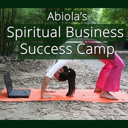 Spiritpreneur Content Marketing! Spiritual Business Success Camp Day 6