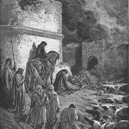 Praying Nehemiah's Prayer