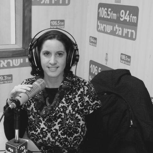 ח''כ יהודה גליק ואבי נעים אצל יפעת ארליך 11-12-16