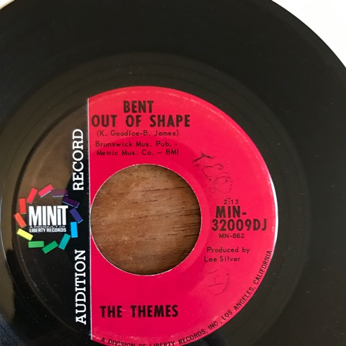 The Themes - Bent Out Of Shape - Minit