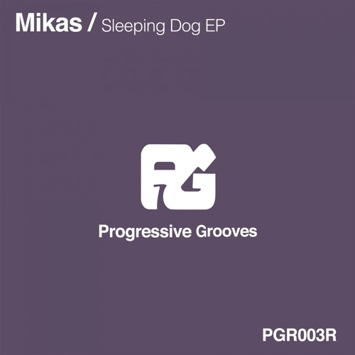 PGR003R : Mikas - Sleeping Dog (Division Seven & Mikas Remix)