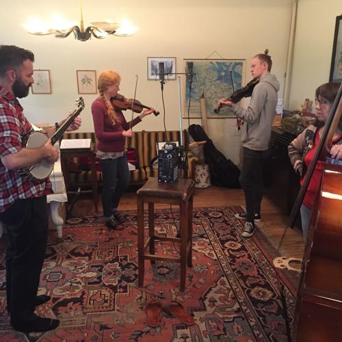 Feleboga Stringband demo recordings October-November 2016