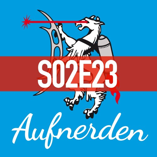 S02E23: First Contact / Arrival mit Gast Karlheinz Schlögl (Golkonda Verlag)