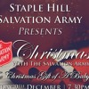 Christmas With The Salvation Army - at Staple Hill SA