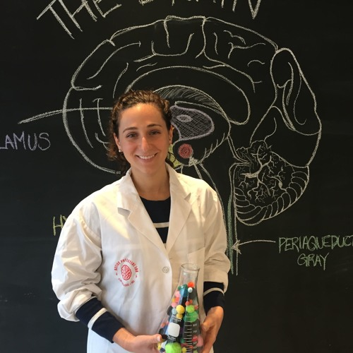 Art & Science With Action Potential Lab's Lisa Carrie Goldberg - What She Said Extended Interview