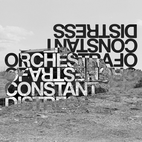 8mm 064 - Orchestra Of Constant Distress - S/T - 2017 LP