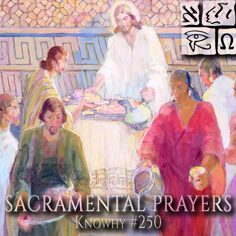 Where Did Moroni Get The Sacramental...