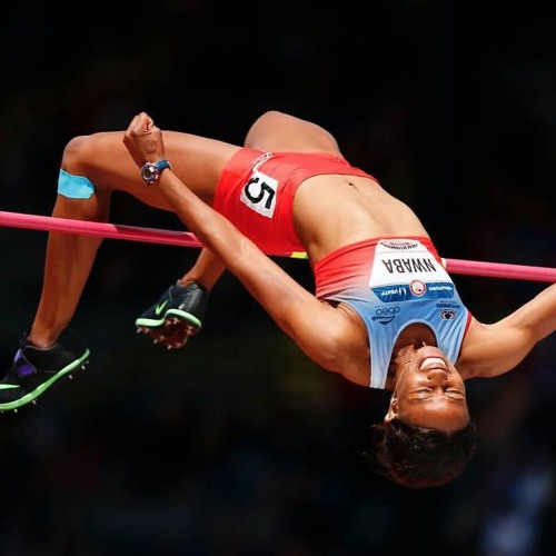 025 - Barb Nwaba - Olympic Heptathlete - Women's Decathlon? - Odd Sport Phrases