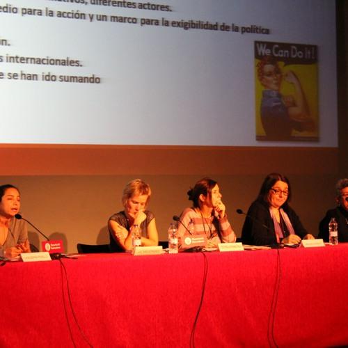 """Taula rodona """"Aliances locals i globals contra els feminicidis"""""""