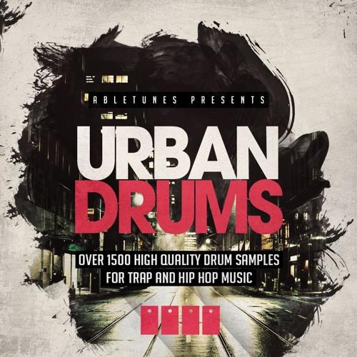 Urban Drums - 1500+ Trap, Hip-Hop Drum Samples