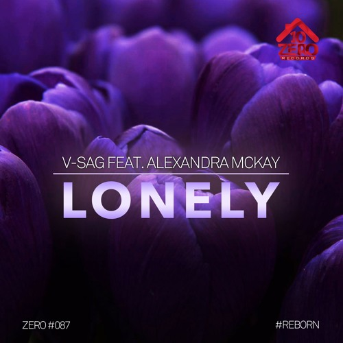 V-Sag Feat. Alexandra Mckay - Lonely (radio Edit)