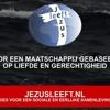 Florens van der Spek (lijsttrekker bij Jezusleeft)bij de EO interview