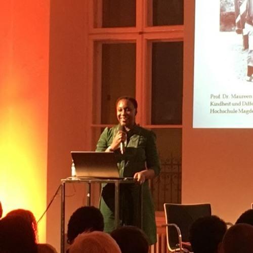 Szenenwechsel - Diversität in Kultur und Bildung: Keynote von Prof. Dr. Maureen Maisha Auma