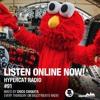 Chico Chiquita - Hypercat Radio #91 (BigCityBeats Radio) 2016-11-03 Artwork