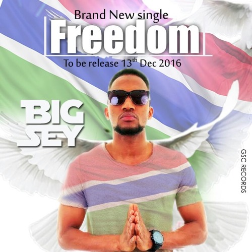 Big Sey - Freedom