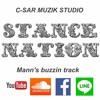 熊G feat. C-SAR / ''Stance Nation ''Mann's Buzzin track