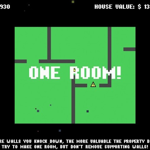 LD37 One Room: Homes under the Hammer