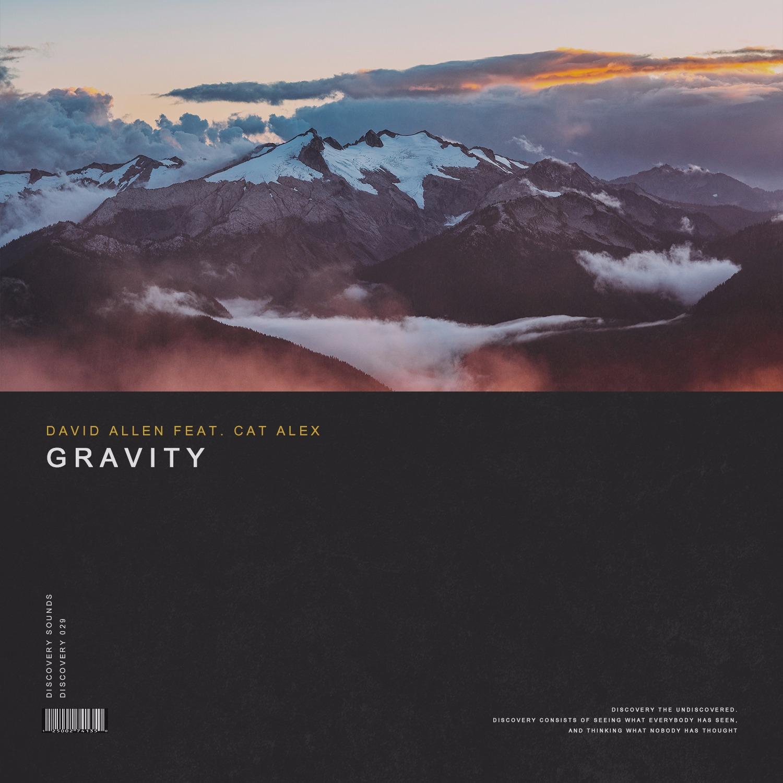 David Allen, Cat Alex - Gravity (Original Mix)
