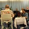 White Christmas - King Bhumibol - Clarinet, Manrat - Vocals