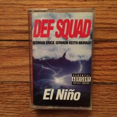 DEF SQUAD MIX on OFF THE HOOK RADIO December 7,2016