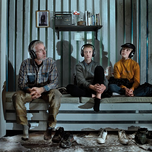 LYDKUNST #22: WhiteOut  - En teaterinstallation i lys og lyd