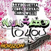 Would I Lie To You - David Guetta (TomFyre Bootleg)