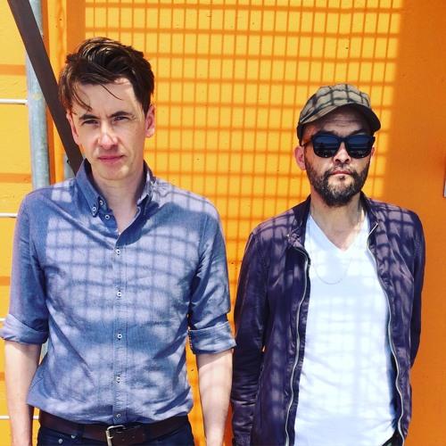 Ben Watt with Bernard Butler