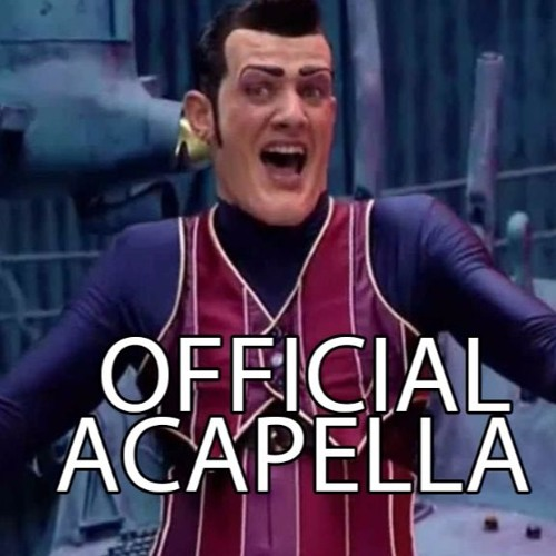 ACAPELLA We Are Number One - Lazy Town