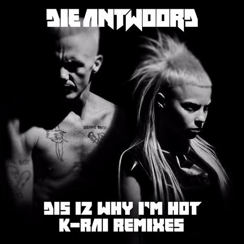Die Antwoord - DIS IZ WHY I'M HOT (K-Rai Remixes)
