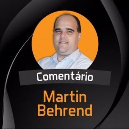 Comentário do Jornalista Martin Behrend