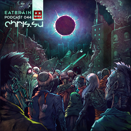 EATBRAIN Podcast 044 by Chris.SU