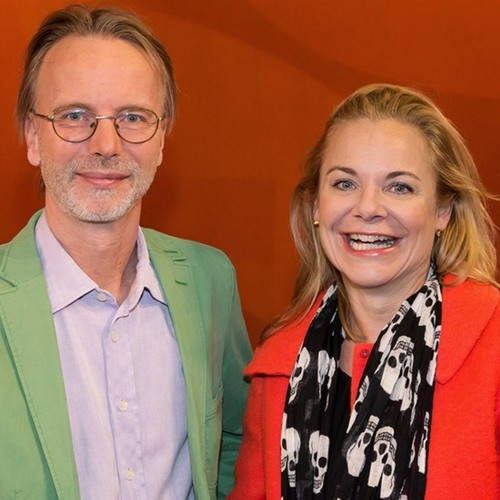 Eins zu Eins. Der Talk. BR-Moderator Stefan Parrisius im Gespräch mit Anitra Eggler