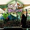 Skazi - Hit N Run, I Wish (live @ Brazil)