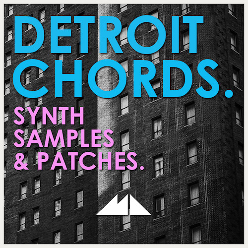 Detroit chords demo by synthpresets synth presets free for Classic house synths
