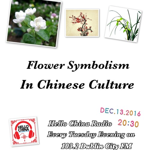 Flower Symbolism In Chinese Culture By Hello China Podcast Free