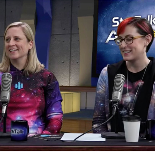 Science Gets Fabulous, with Summer Ash and Emily Rice – StarTalk All-Stars