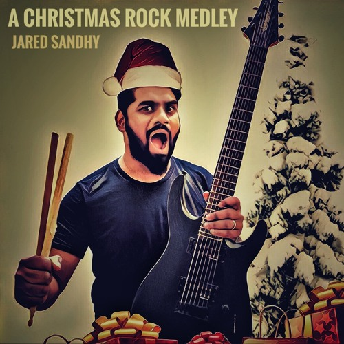 A Christmas Rock Medley