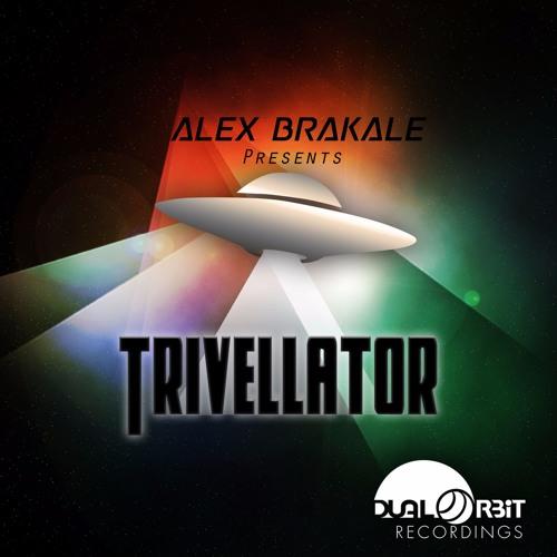 DORECEP011 Alex Brakale Presents Trivellator EP 2017 16th January