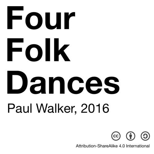 Four Folk Dances