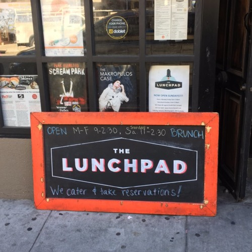 Thelunchpadsf