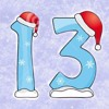 No. 13 - Feliz Navidad (English AND Spanish Version) - Dana Lange (Cover)    Advent Calendar 2016