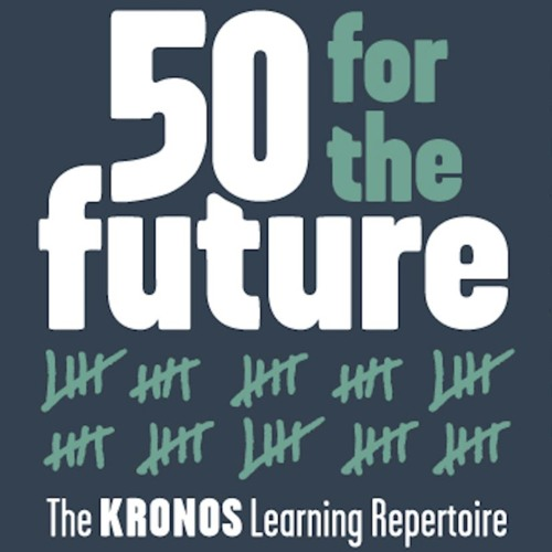 Kronos' Fifty for the Future: #1–25 of 50