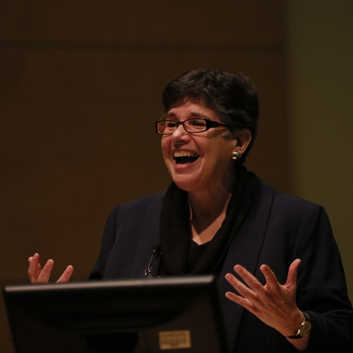 "University of Washington President Ana Mari Cauce lecture, ""Leadership for a World in Flux"""