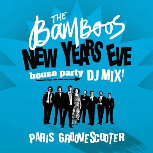 NYE House Party Mix: Paris Groovescooter