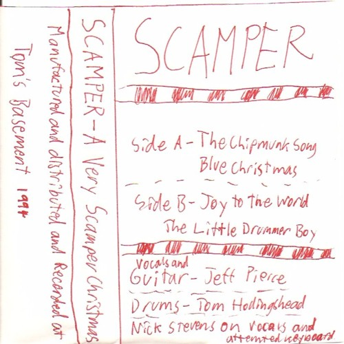 A Very Scamper Christmas